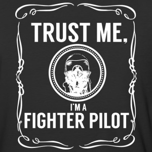 Trust me - Fighter pilot T-Shirts - Baseball T-Shirt