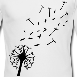 Dandelion Long Sleeve Shirts - Men's Long Sleeve T-Shirt by Next Level