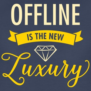 Offline Is The New Luxury Women's T-Shirts - Women's Premium T-Shirt