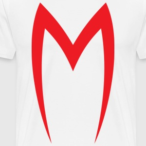 Speed Racer Mach 5 2-Sided Shirt - Men's Premium T-Shirt