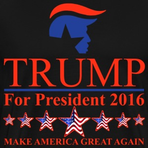 Donald Trump. Make America Graet Again - Men's Premium T-Shirt