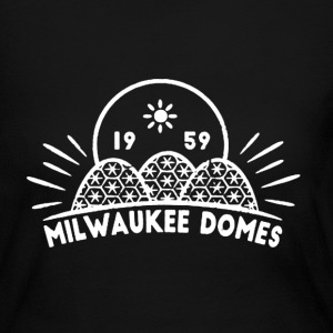 Vintage Domes - Women's Long Sleeve Jersey T-Shirt