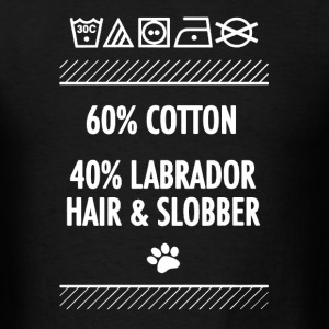 Labrador Lovers Shirt - Men's T-Shirt