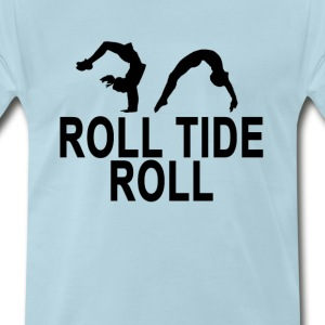 roll_tide_roll - Men's Premium T-Shirt