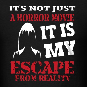 Not Just A Horror Movie - Men's T-Shirt