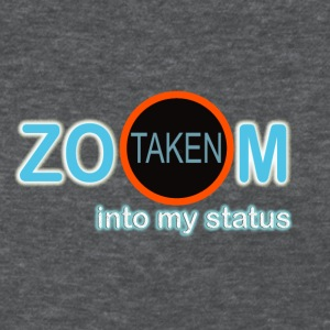 zoom into my status - Women's T-Shirt