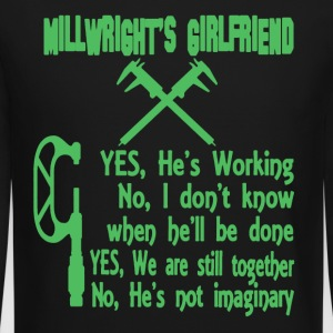 Millwright's Girlfriend - Crewneck Sweatshirt