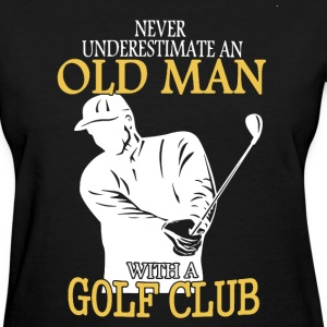 golf club - Women's T-Shirt