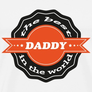 MOM / DAD / MOMMY / MAMAN / PAPA / GRANDPA / GRAN T-Shirts - Men's Premium T-Shirt