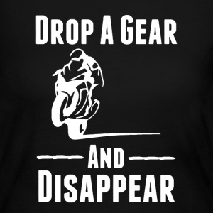 Drop A Gear - Women's Long Sleeve Jersey T-Shirt