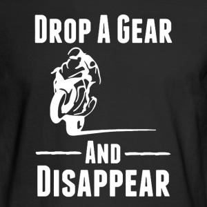 Drop A Gear - Men's Long Sleeve T-Shirt