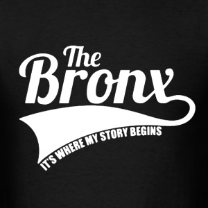 The Bronx - Men's T-Shirt
