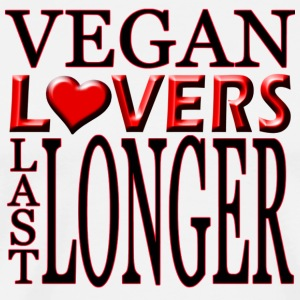 Vegan Lovers - Men's Premium T-Shirt