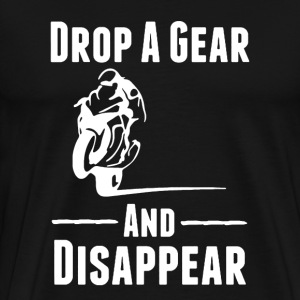 Drop A Gear - Men's Premium T-Shirt