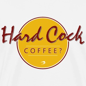 hard cock us T-Shirts - Men's Premium T-Shirt