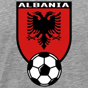 European Football Championship 2016 Albania T-Shirts - Men's Premium T-Shirt