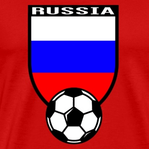 European Football Championship 2016 Russia T-Shirts - Men's Premium T-Shirt