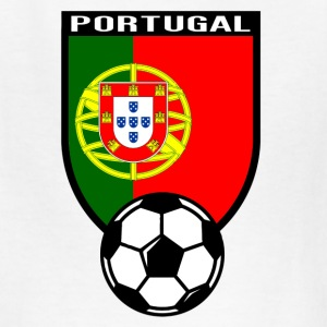European Football Championship 2016 Portugal Kids' Shirts - Kids' T-Shirt
