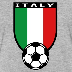 European Football Championship 2016 Italy T-Shirts - Fitted Cotton/Poly T-Shirt by Next Level