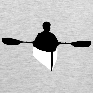 kayaking, kayaker Sportswear - Men's Premium Tank