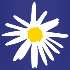 Flower, Daisy Kids' Shirts