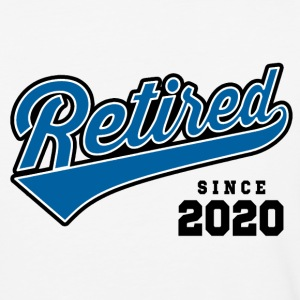 Retired Since 2020 T-Shirts - Baseball T-Shirt