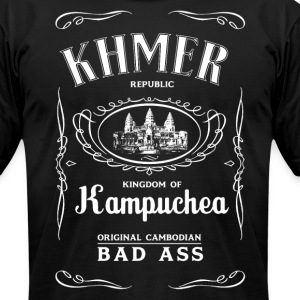 KhmerRepublic T-Shirts - Men's T-Shirt by American Apparel