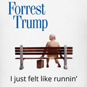 Forrest Trump T-Shirts - Men's T-Shirt