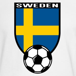 European Football Championship 2016 Sweden Long Sleeve Shirts - Men's Long Sleeve T-Shirt