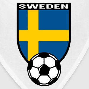 European Football Championship 2016 Sweden Caps - Bandana