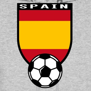European Football Championship 2016 Spain Hoodies - Men's Hoodie