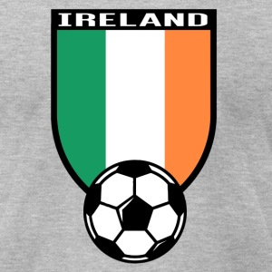 European Football Championship 2016 Ireland T-Shirts - Men's T-Shirt by American Apparel