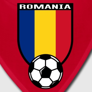 European Football Championship 2016 Romania Caps - Bandana
