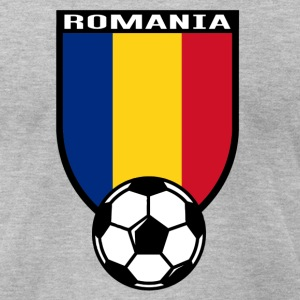 European Football Championship 2016 Romania T-Shirts - Men's T-Shirt by American Apparel