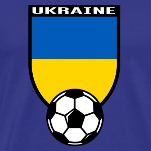 European Football Championship 2016 Ukraine  T-Shirts - Men's Premium T-Shirt