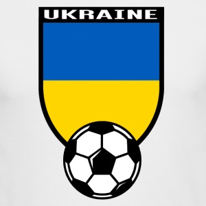 European Football Championship 2016 Ukraine  Long Sleeve Shirts - Men's Long Sleeve T-Shirt by Next Level