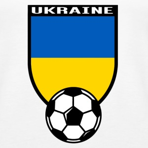 European Football Championship 2016 Ukraine  Tanks - Women's Premium Tank Top