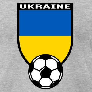 European Football Championship 2016 Ukraine  T-Shirts - Men's T-Shirt by American Apparel