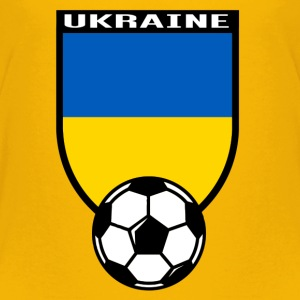European Football Championship 2016 Ukraine  Baby & Toddler Shirts - Toddler Premium T-Shirt