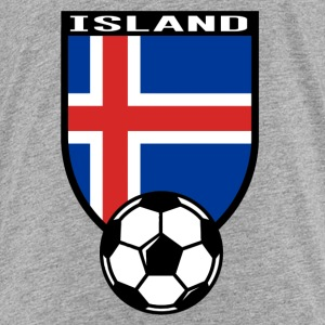 European Football Championship2016 Iceland Baby & Toddler Shirts - Toddler Premium T-Shirt
