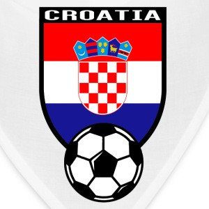 European Football Championship 2016 Croatia Caps - Bandana