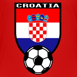 European Football Championship 2016 Croatia Baby & Toddler Shirts - Toddler Premium T-Shirt