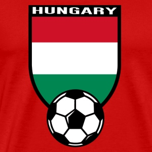 European Football Championship 2016 Hungary T-Shirts - Men's Premium T-Shirt