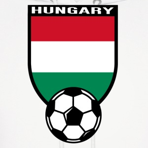 European Football Championship 2016 Hungary Hoodies - Men's Hoodie