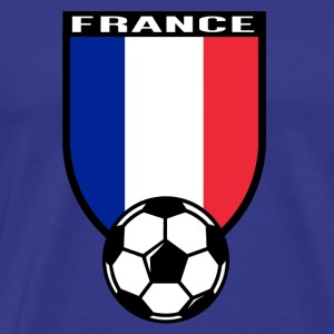 European Football Championship 2016 France T-Shirts - Men's Premium T-Shirt