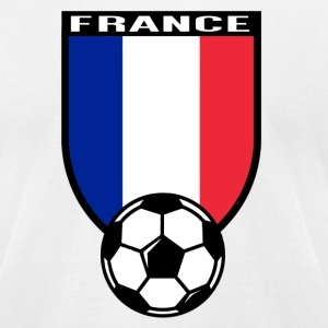 European Football Championship 2016 France T-Shirts - Men's T-Shirt by American Apparel