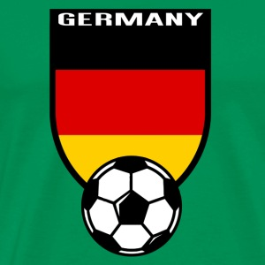 European Football Championship 2016 Germany T-Shirts - Men's Premium T-Shirt
