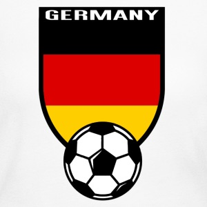 European Football Championship 2016 Germany Long Sleeve Shirts - Women's Long Sleeve Jersey T-Shirt