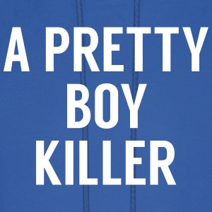 A pretty boy killer Hoodies - Men's Hoodie