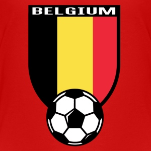 European Football Championship 2016 Belgium Baby & Toddler Shirts - Toddler Premium T-Shirt